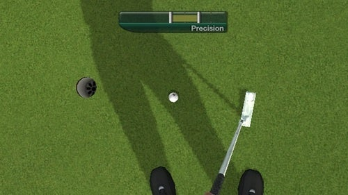 I Played First-Person Tiger Woods Golf, And Liked It