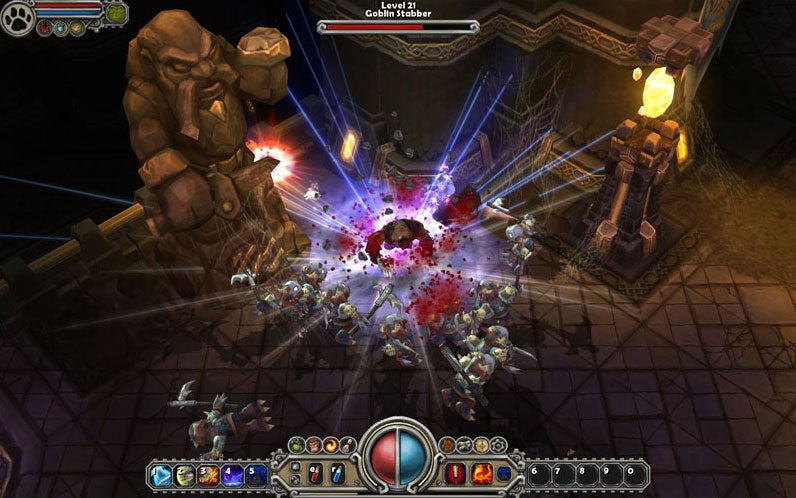 Torchlight Sells Half A Million