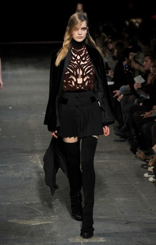 Alexander Wang Wants You To Party Like It's 1996