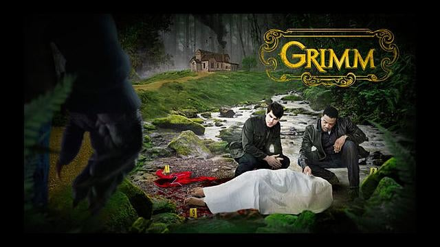 NBC's Grimm is like early Angel... unfortunately