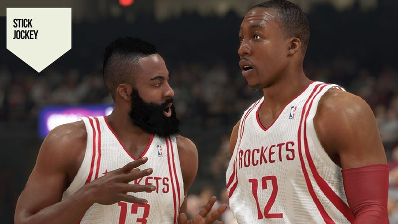 If You Combined Battlefield and Forza's Outrages, You'd Have NBA 2K14