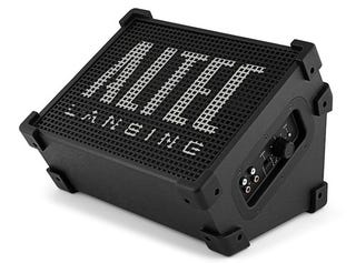 "Altec Lansing Stage Gig Is a ""Guitar Amp"" For Guitar Hero ""Guitarists"""