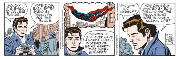 No Spider-Man Gets To Stay Married