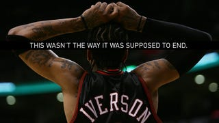 Allen Iverson Has Destroyed The Legacy Of Allen Iverson