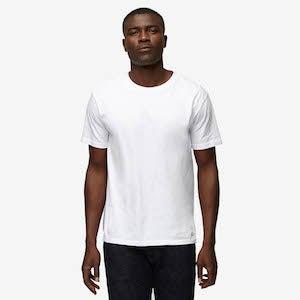 Plain white t shirts ranked for Plain t shirt model