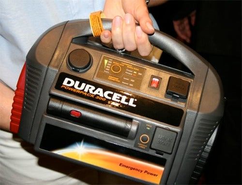 Duracell/Xantrex Power Devices Make Me Say ¿Que?