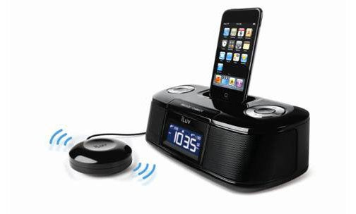 iPod Alarm Clock Bed Shaker Won't Work for Me