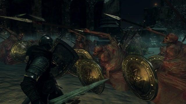 Prepare to Die Again, and Again, and Again in Dark Souls