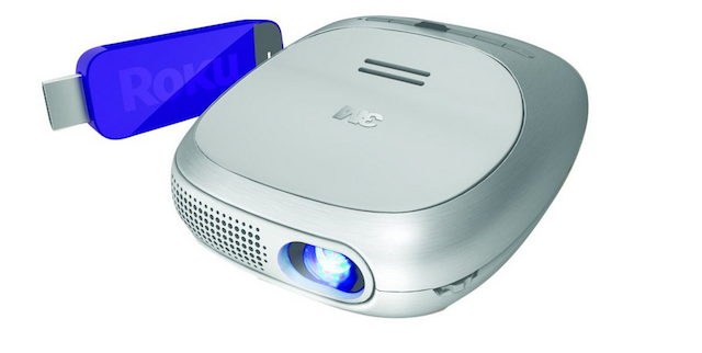 Meet the Tiny Projector that Will Transform Your Movie Nights