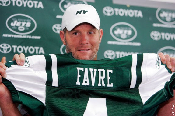 Sad Old Man Greets The Jets With Lukewarm Enthusiasm