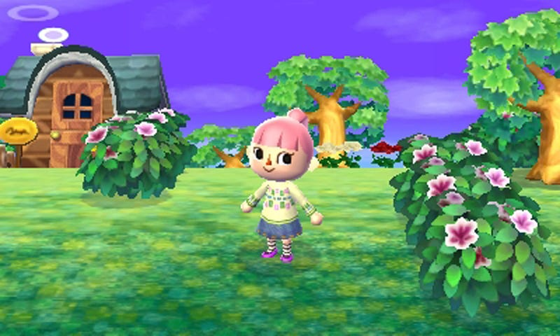 Animal Crossing 3DS is a Link to the Past