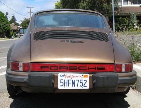 1979 Porsche 911SC