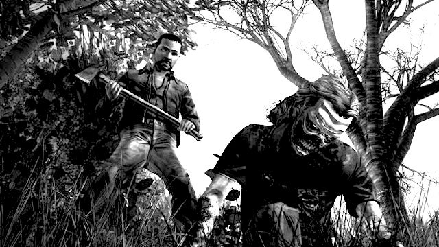 Why The Walking Dead Game Isn't in Black and White