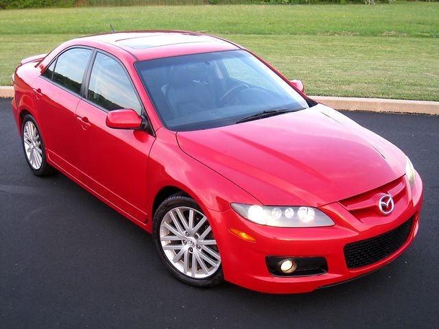The Mazdaspeed6 Is An Adult's STi/Evo