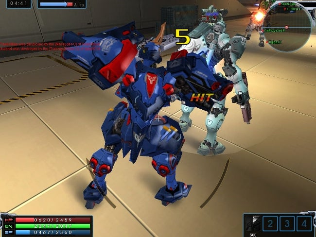 Your Giant Robot Deathmatch MMORPG is Here, and It's Free