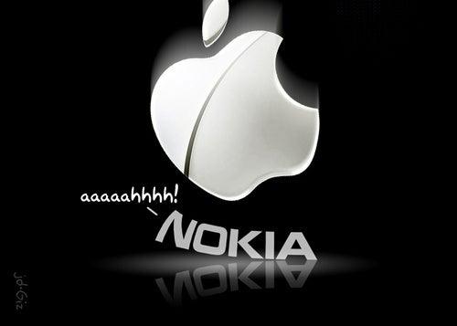Apple Countersues Nokia