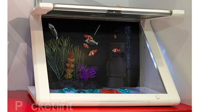 AppConverters iPad Aquarium: You Supply the Tiny Castle, It Supplies the Fish