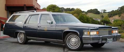 Caddy Wagon Now On The Block