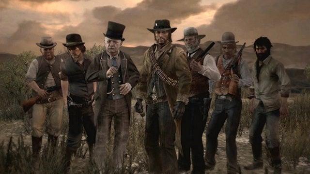 Red Dead Redemption Voice-Actor Details Cast's 'Redneck Zombie Romantic Comedy' quasi-reunion