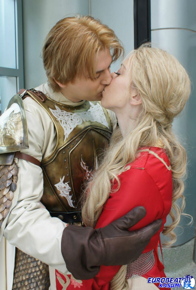 'Tis The Season For Cosplay Incest
