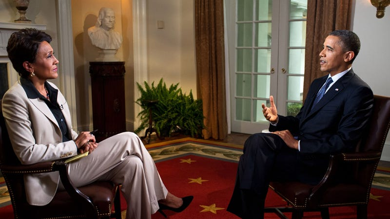 How Robin Roberts Scored Her Exclusive Gay Marriage Interview With Obama