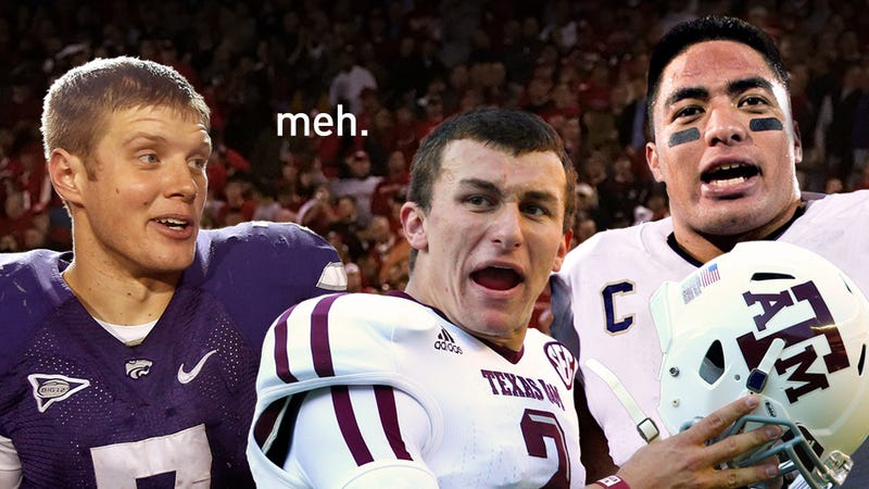 A Skeptic's Guide To The 2012 Heisman Trophy