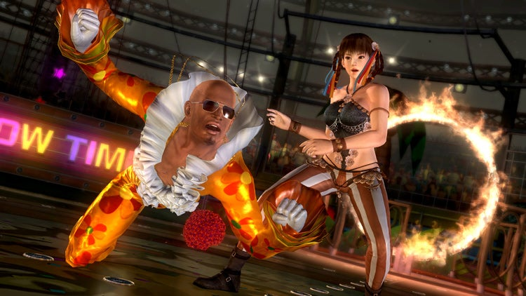 Tecmo Koei's E3 Plans Are Pretty Much a Dead or Alive 5 One-Ring Circus