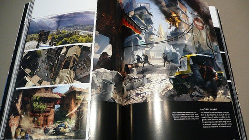 Uncharted 2 Photos