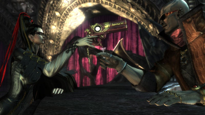 Hands-On With Bayonetta - The PS3 Version