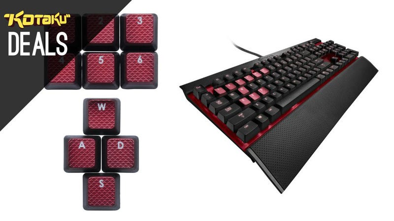 Corsair Vengeance K70, So Much Doctor Who, PSN Update [Deals]