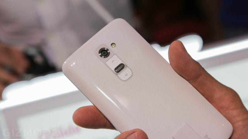 LG G2 Hands On: Killer Hardware, Software Dead on Arrival