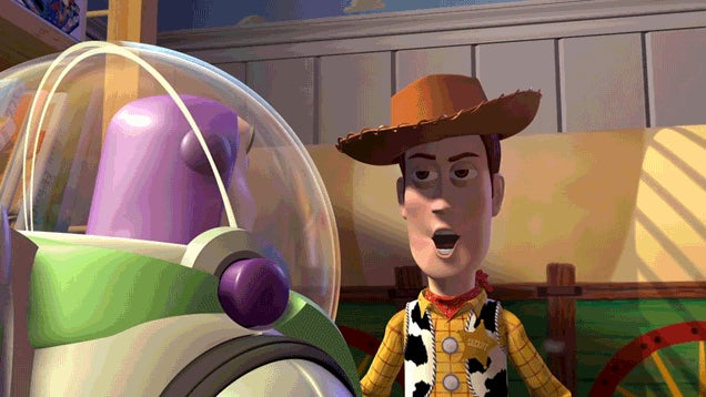 Woody Was A Total Jerk In Early Drafts Of Toy Story