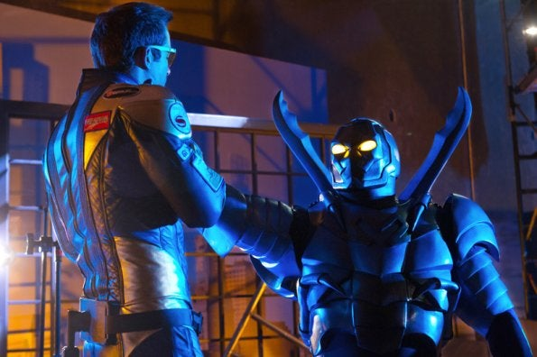 "Smallville 10x18, ""Booster"" Pictures"