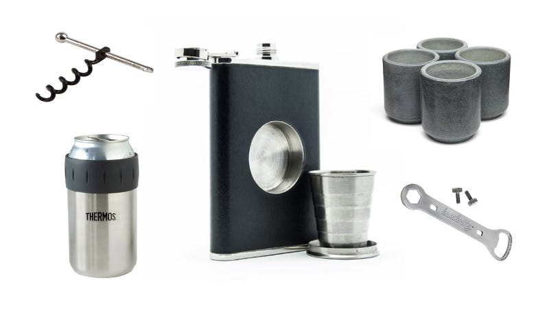 Boozy Gifts for Merry Drunkards