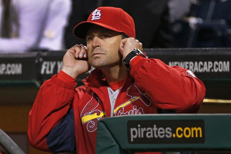 Cards Manager Mike Matheny Didn't Like Jonathan Lucroy's All-Star Ad