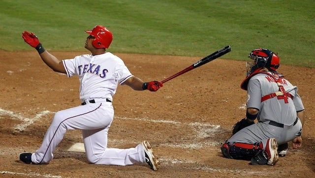 Of Bad Mechanics And Torn Testicles; Or, Why I Love Adrian Beltre