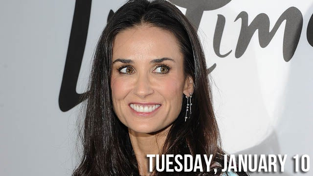 Demi Moore Debuts Ashton Kutcher's Sexier Replacement