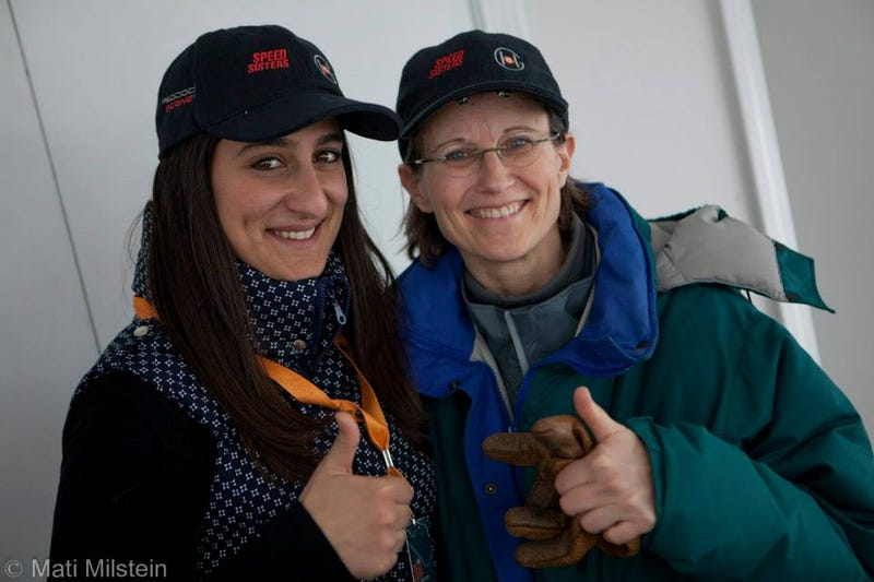 Meet The Female Palestinian Racers Empowering Women In The Middle East