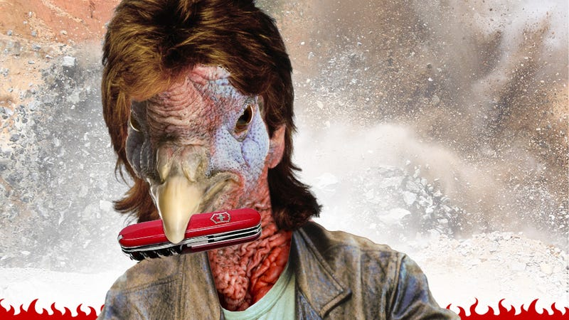 How To Improvise A Last-Minute Feast: A MacGyver's Guide To Thanksgiving