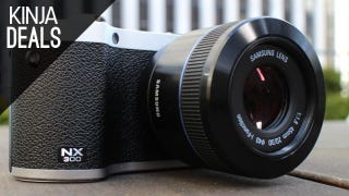 These Cheap Samsung Cameras are a Great First Mirrorless Investment