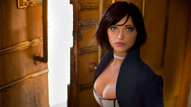 Eerily Accurate BioShock Infinite Cosplayer Gets Job Appearing on Actual BioShock Infinite Stuff