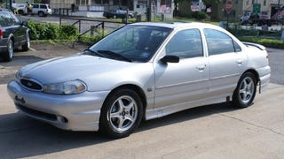 Yay or Nay: Ford Contour SVT
