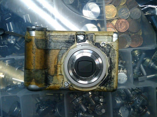 Hideous Rusted Camera is Ugly Like a Fox
