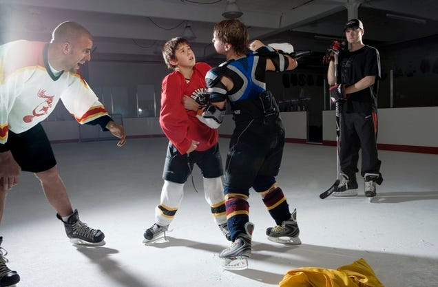 School Of Fight: Learning To Brawl With The Hockey Goons Of Tomorrow