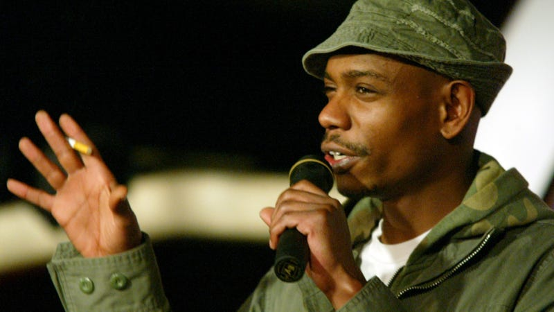 Which Grantland Writer Does Dave Chappelle Follow On Twitter?