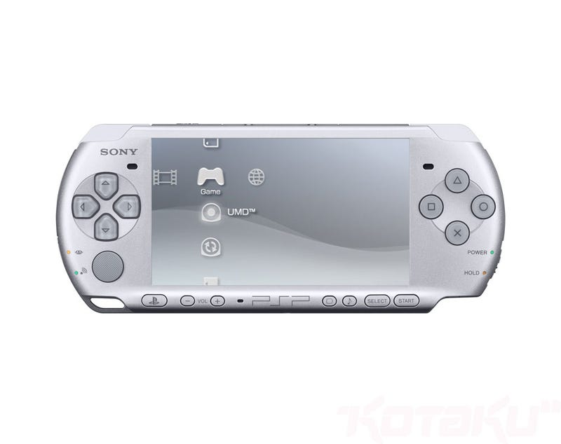Get A Good Look At The New PSP-3000
