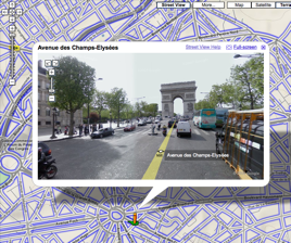 Google Street View Adds Coverage in France