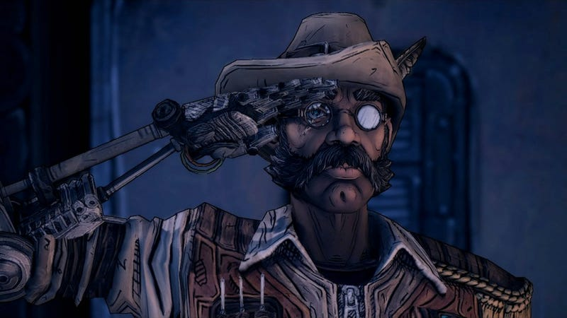 Report: Borderlands 2's Next DLC Has Danger! Excitement! Mustaches!