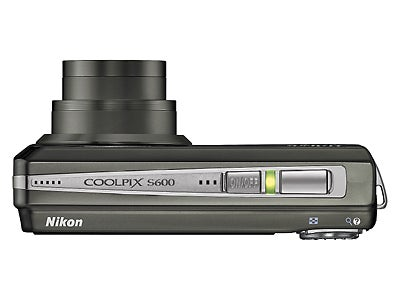 Nikon's CoolPix S600, S550, S520, and S210: Slim, Stylish and Plum Purty