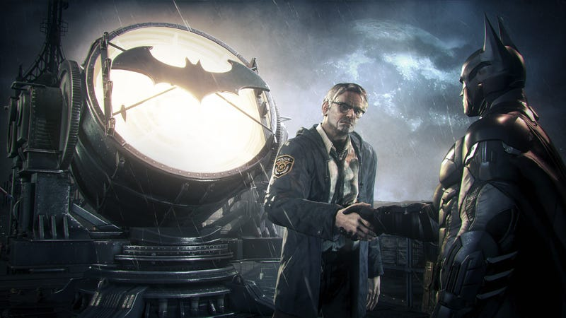 A Very Excited Man Tells Us All About Batman: Arkham Knight